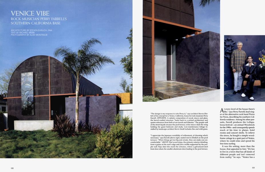 VENICE VIBE Architectural Digest